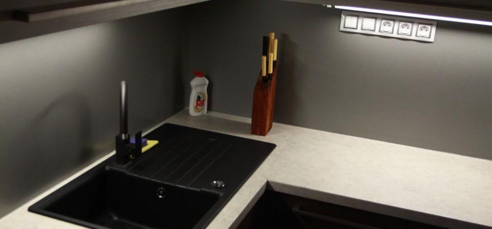 Kuchyne – barvy